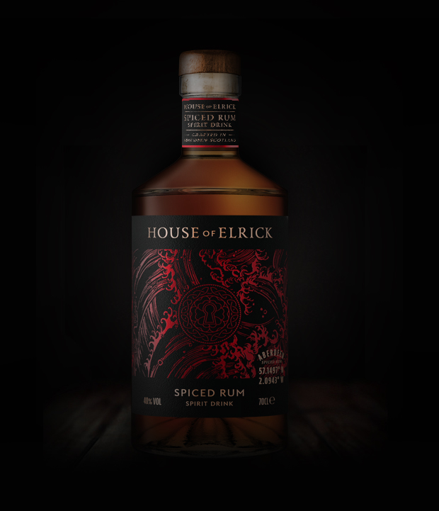 House of Elrick Rum